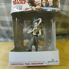 New Star Wars Hallmark Christmas Ornament Rey Boxed Hard Plastic $8.0 USD on eBay