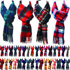 Kyпить For Womens Mens 100% Cashmere Scotland Made Plaid check Warm Scarves Wool Scarf на еВаy.соm