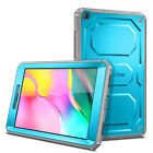 For Samsung Galaxy Tab A 8.0 2019 SM-T290/295 Shockproof Case w Screen Protector