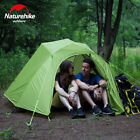 Naturehike Double Layer Camping Tent 4 Season Backpacking Hiking Tent Waterproof