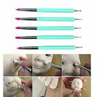 Tools Polymer Clay Sculpture Pottery Clay Ball Styluses Tool Nail 5pcs/set  image