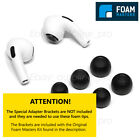 Foam Masters Replacement Ear Tips v2.0 - NO SPECIAL ADAPTER BRACKETS INCLUDED