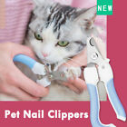 Pet Dog Nail Clipper Cutter Grooming Scissors Clippers Toe Claw Care Pedicure_vi
