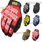 Mechanix Wear Tactical Gloves Military Bike Race Sports Mechanic Airsoft NEW
