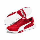 PUMA Men's Scuderia Ferrari Kart Cat III Motorsport Shoes