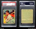 1935-36 Diamond Stars 1935 Diamond Stars #78 Joe Kuhel  Senators PSA 6 - EX/MTBaseball Cards - 213