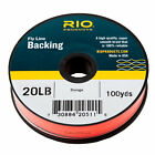 RIO Dacron Fly Line Backing - 20, 30 pound, 100, 200, 300 500 yard spools