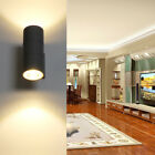 20W-COB-LED-Double-Head-Wall-Light-Modern-Cylinder-Sconce-Waterproof-Yard-Porch