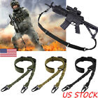Kyпить Tactical 2 Point Gun Sling Shoulder Strap Outdoor CS Rifle Hunting Shotgun Belts на еВаy.соm