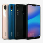 "Huawei P20 Lite 5.84"" 64gb Lte Android 8.0 Unlocked A Grade Smartphone Dual Sim"