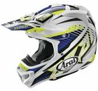 New Arai VX-Pro4 Slash Motocross Helmet XS-XL BLUE