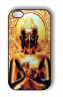 BUDDHA IN GOLD BUDDHISM RELIGION CASE FOR iPHONE 4 , 5 , 5c , 6 -kdv6X