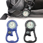 3in1 Durable Multifunctional Thermometer Accessories Key Ring Carabiner Watch image
