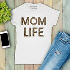 mom life T-shirt newly mom shirt mom gift mom to be shirt mom life shirt ideas