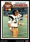 1979 Topps #499 Hank Bauer Chargers 5 - EX $0.99 USD on eBay