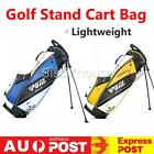Golf Stand Cart Bag 14-Way Dividers Double Shoulder Straps Organised Outdoor OZ