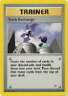 Trash Exchange Trainer Common Pokemon Card Gym Heroes 126/132