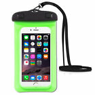 Waterproof Phone Bag Pouch Underwater Swimming Cell Phone Case Cover Dry Bag