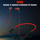 Lenovo HE06 Bluetooth 5.0 Sport Music Headset Wireless Magnetic Earbuds Neckband