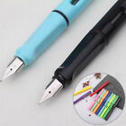 0.38mm Student Calligraphy Practice Smooth Writing Fine Nib Fountain Pen Well