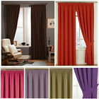 Woven Blackout Bedroom Tape Top Curtains - Stock Must Go - Now £10, £15 & £20