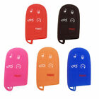 Silicone Automotive Key Fob Cover Sports Case For Jeep Chrysler Dodge Charger $7.42 CAD on eBay