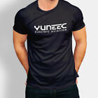 New Yuneec Electric Aviation Drone Pilot Photography Logo T-shirt S-3XL