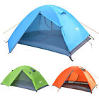 2 Person Double Layer Camping Tent 4 Seasons Waterproof Breathable Lightweight