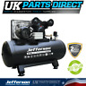 More images of Jefferson 270 Litre 5.5HP Compressor - 2 YEAR WARRANTY