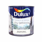 Dulux Flat Matt Home Walls & Ceilings 2.5L Emulsion Interior Paint - ALL COLOURS