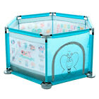Baby Play Yard Portable Playpen Indoor Outdoor Ball Pit infant Play Fence Safe