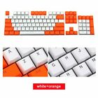 Translucent Double Shot PBT 104 KeyCaps Backlit for Cherry MX Keyboard Switch US
