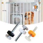 Baby Safety Stair Gate Screws/Bolts With Locking Nut Spare Part Accessories Kit
