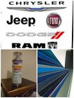 Spray paint DIY Touchup For CHRYSLER,DODGE, FIAT, RAM,JEEP OVER 100,000 CODES $36.5 USD on eBay