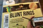 KING PALM Blunt Cigarette Holder Silicone Ring for Hands Free Smoking Free Ship
