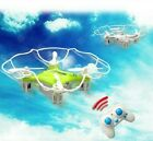 Nano RC Quadcopter of 6 Axis Gyro 2.4GHz 3D Flying Drone Lighting Mini Aircraft