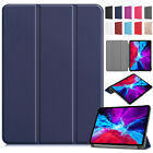 """For Apple iPad Pro 11' 12.9"""" 2020 Ultra Slim Leather Smart Magnetic Case Cover"""