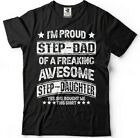 Fathers Day Gifts T-shirt, Step Dad Gifts, Step Dad Gifts From Daughter