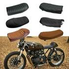 For Suzuki GS450 GS550 GN250 GN400 Vintage Cafe Racer Flat&Hump Saddle Seat US $59.27 USD on eBay