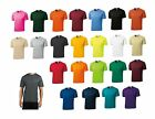 Mens Dri-Fit Workout Performance Moisture Wicking Gym Tee Dry T Sport T-SHIRT image