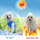 2020 Summer Small Dog Cooling Vest Coat Jacket Swamp Cooler for Pet Dogs Cat 1x