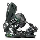 2019 Flow NX2-GT Hybrid Snowboard Bindings - Black - XL or Lg