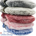 Neck And Shoulder Luxury Hot Water Bottle Soft Cosy Fluffy Faux Fur Cover 1.8l