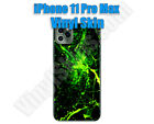Choose Any Custom Vinyl Skin / Decal for iPhone 11 Pro Max - Buy 1 Get 2 Free!