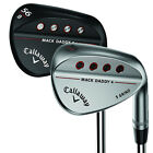 NEW Callaway Mack Daddy 4 MD4 Milled Wedge - Choose Loft, Bounce, Color  Grind