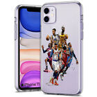 Stephen Curry Lebron James Kevin Durant NBA All Star for Apple iPhone Case Cover