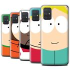 eSwish Gel/TPU Phone Case for Samsung Galaxy A71 2020 /Funny South Park Inspired