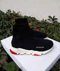 Boys girls Man Woman Style Knit Speed Sock Runner Trainers Sneakers Casual Shoes
