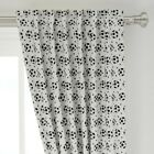 """Soccer Sports Football Soccer Ball Sports 50"""" Wide Curtain Panel by Roostery"""