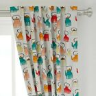 """Teapots Kitchen Retro Modern Pattern Food 50"""" Wide Curtain Panel by Roostery"""